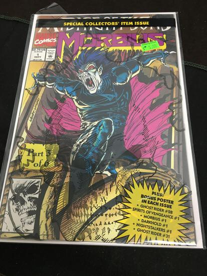 Midnight Sons Special Collectors' Item Issue #1 Comic Book from Amazing Collection