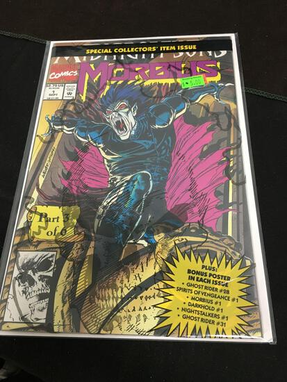 Midnight Sons Special Collectors' Item Issue #1 Comic Book from Amazing Collection B