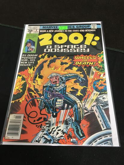 2001: A Space Odyessey #4 Comic Book from Amazing Collection