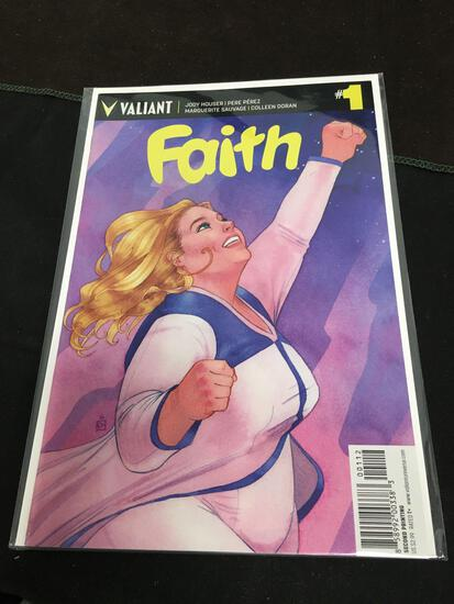 Faith #1 Comic Book from Amazing Collection