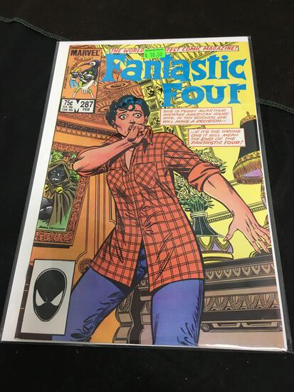 Fantastic Four #287 Comic Book from Amazing Collection