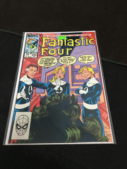 Fantastic Four #265 Comic Book from Amazing Collection