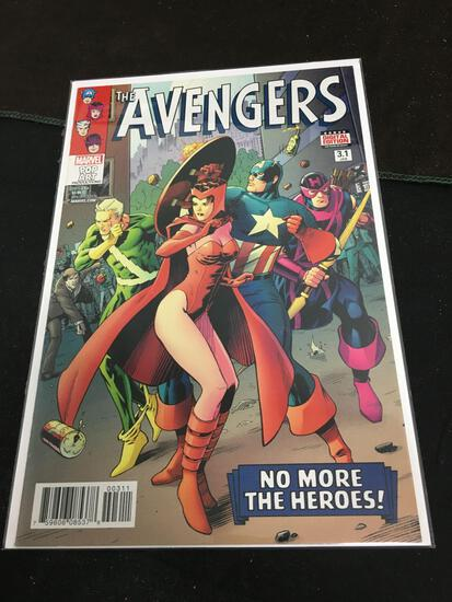 The Avengers #3.1 Comic Book from Amazing Collection