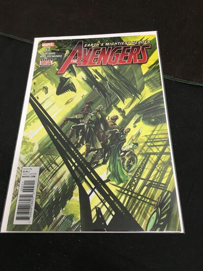 The Avengers #3 Comic Book from Amazing Collection