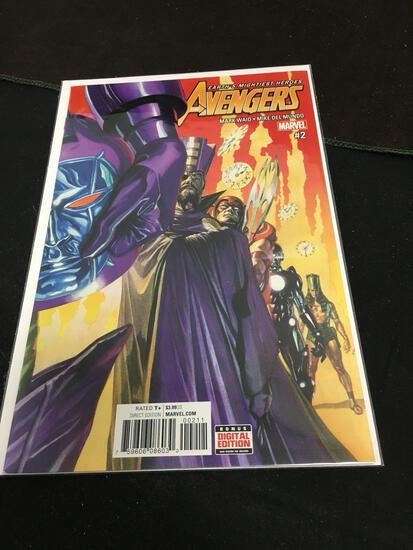 The Avengers #2 Comic Book from Amazing Collection