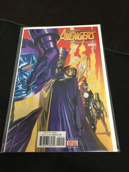 The Avengers #2 Comic Book from Amazing Collection B