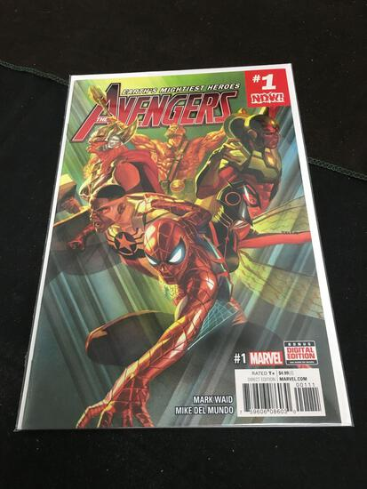 The Avengers #1 Comic Book from Amazing Collection