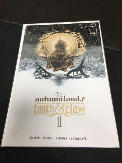 The Autumnlands Tooth & Claw #1 Comic Book from Amazing Collection