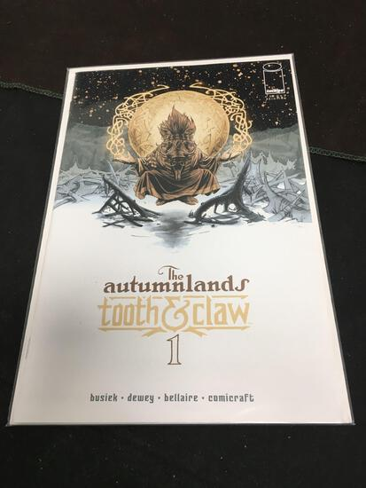 The Autumnlands Tooth & Claw #1 Comic Book from Amazing Collection B