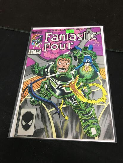 Fantastic Four #283 Comic Book from Amazing Collection B