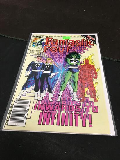 Fantastic Four #282 Comic Book from Amazing Collection