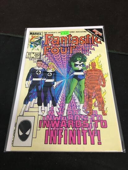 Fantastic Four #282 Comic Book from Amazing Collection B