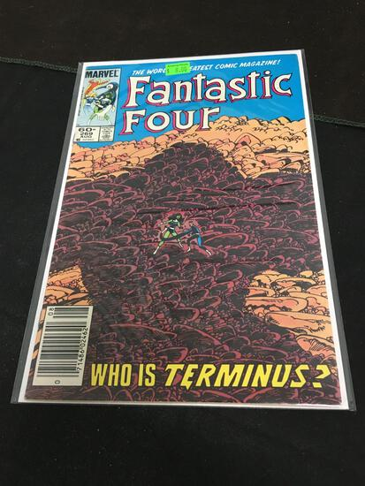 Fantastic Four #269 Comic Book from Amazing Collection