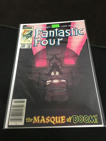Fantastic Four #268 Comic Book from Amazing Collection