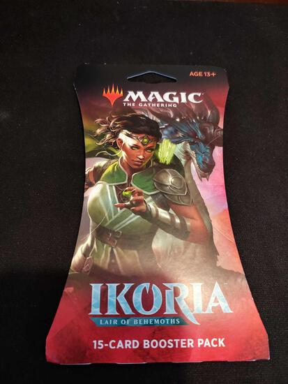Magic the Gathering Ikoria booster pack