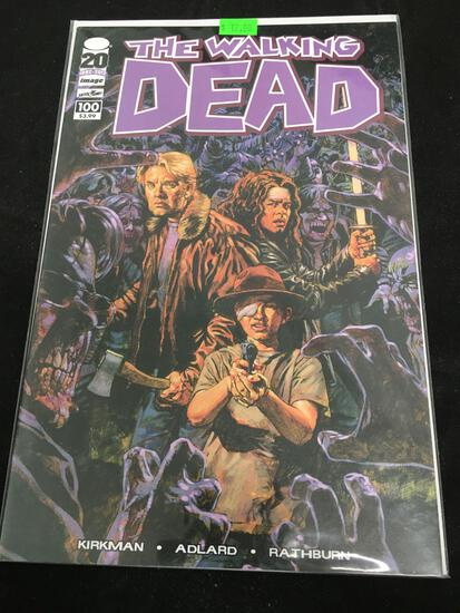 The Walking Dead #100 Comic Book from Amazing Collection