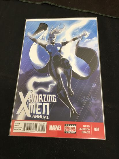 Amazing X-Men Annual #1 Comic Book from Amazing Collection