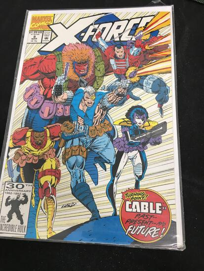 X-Force #5 Comic Book from Amazing Collection
