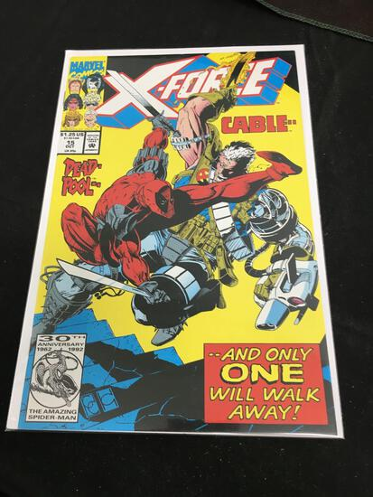 X-Force #15 Comic Book from Amazing Collection