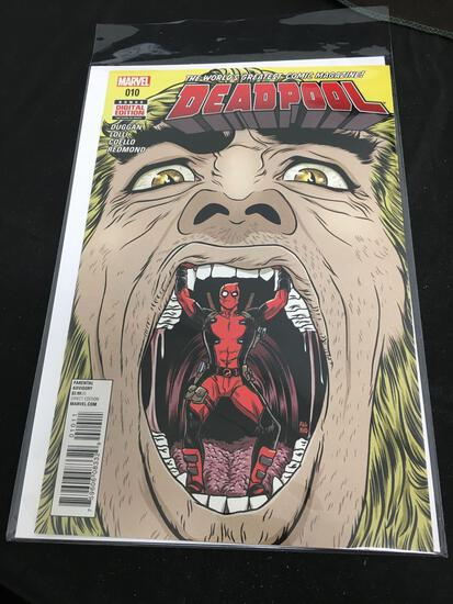 Deadpool #10 Comic Book from Amazing Collection