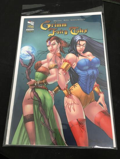 Grimm Fairy Tales #66 Comic Book from Amazing Collection