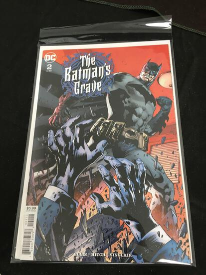 The Batman's Grave #2 Comic Book from Amazing Collection