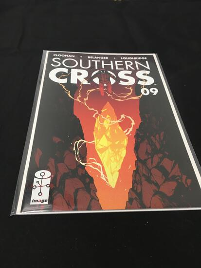 Southern Cross #9 Comic Book from Amazing Collection B