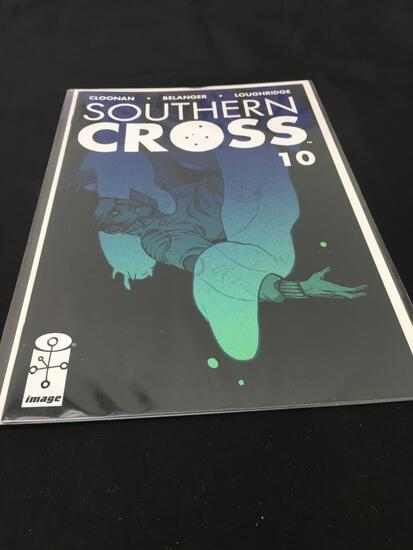 Southern Cross #10 Comic Book from Amazing Collection