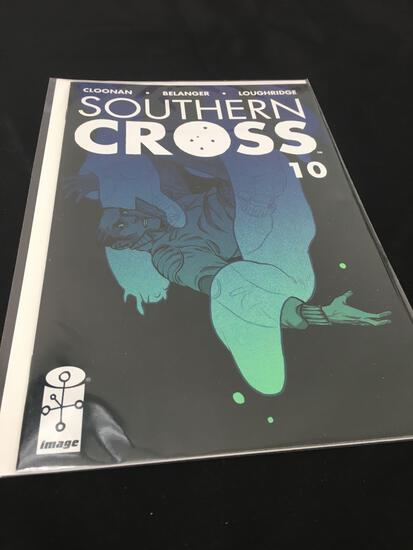 Southern Cross #10 Comic Book from Amazing Collection B