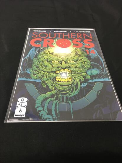 Southern Cross #14 Comic Book from Amazing Collection