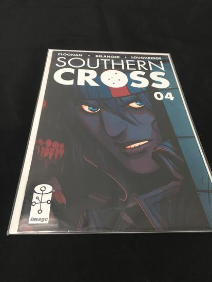 Southern Cross #4 Comic Book from Amazing Collection