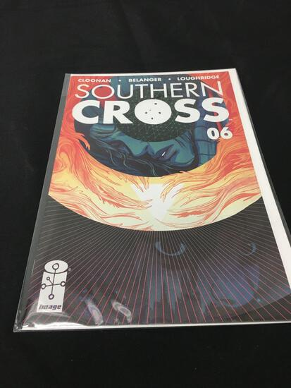 Southern Cross #6 Comic Book from Amazing Collection