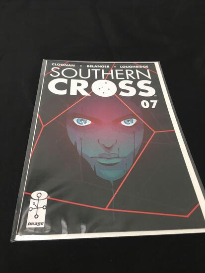 Southern Cross #7 Comic Book from Amazing Collection