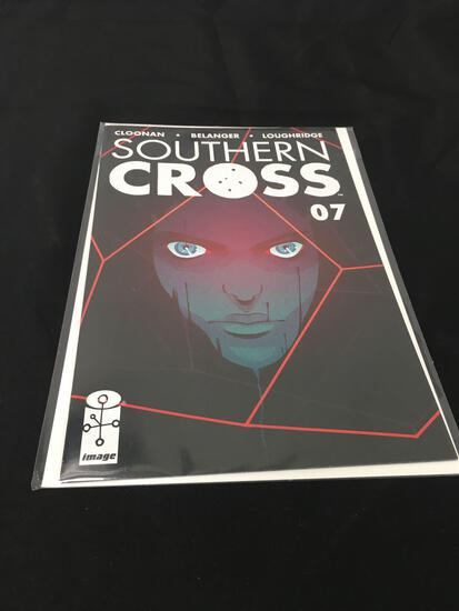 Southern Cross #7 Comic Book from Amazing Collection B