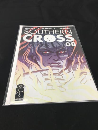 Southern Cross #8 Comic Book from Amazing Collection