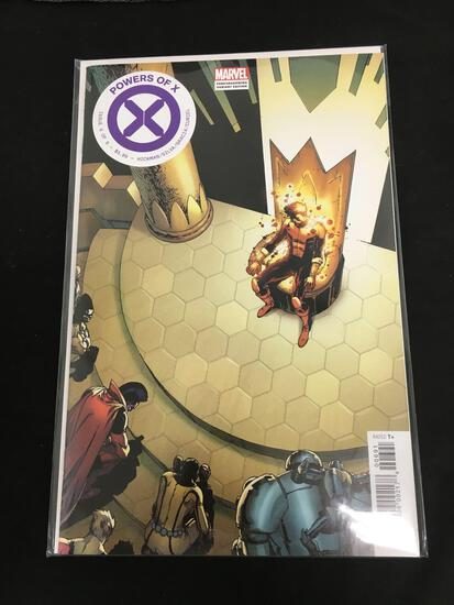 Power of X #6 Foreshadowing Variant Edition Comic Book from Amazing Collection