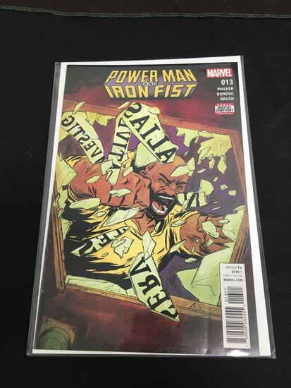 Power Man And Iron Fist #13 Comic Book from Amazing Collection