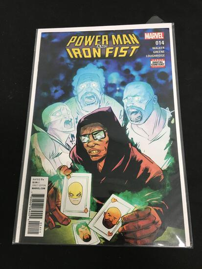 Power Man And Iron Fist #14 Comic Book from Amazing Collection
