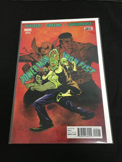 Power Man And Iron Fist #15 Comic Book from Amazing Collection