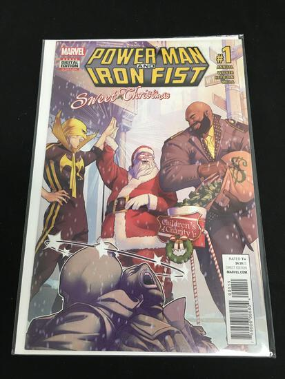 Power Man And Iron Fist Annual #1 Comic Book from Amazing Collection