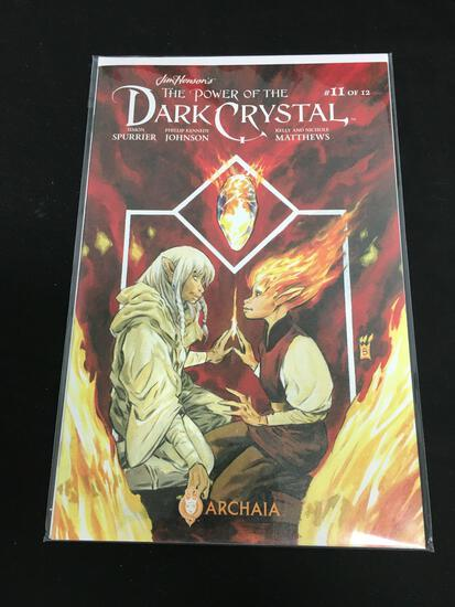 The Power of The Dark Crystal #11 Comic Book from Amazing Collection