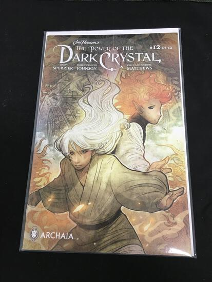 The Power of The Dark Crystal #12 Comic Book from Amazing Collection