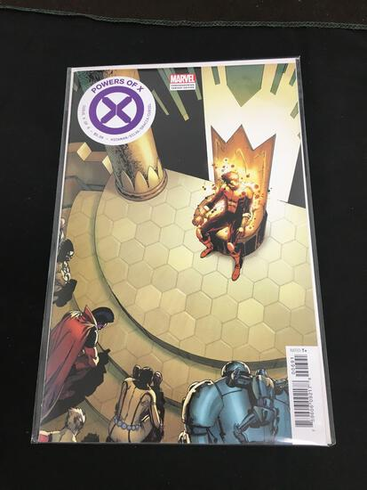 Power of X #6 Foreshadowing Variant Edition Comic Book from Amazing Collection B