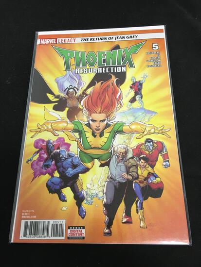 Marvel Leagacy #5 Comic Book from Amazing Collection