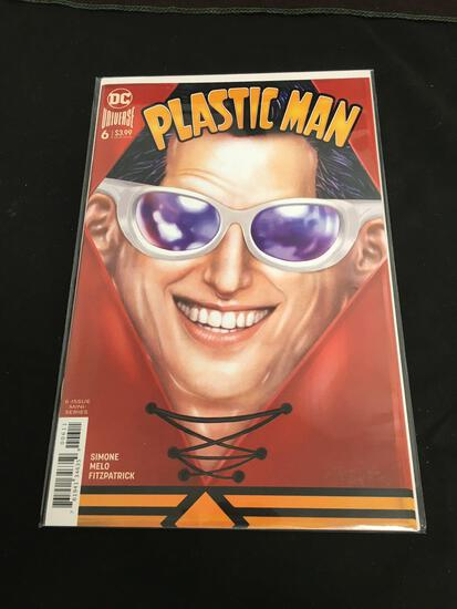 Plastic Man #6 Comic Book from Amazing Collection