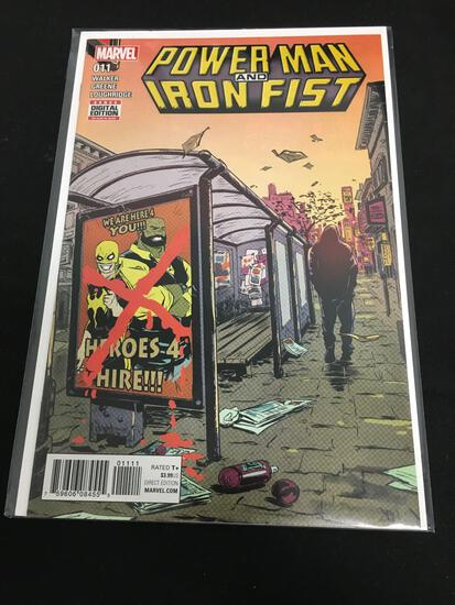 Power Man And Iron Fist #11 Comic Book from Amazing Collection