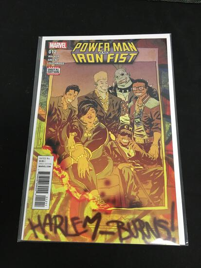 Power Man And Iron Fist #12 Comic Book from Amazing Collection