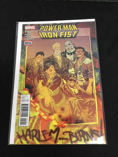 Power Man And Iron Fist #12 Comic Book from Amazing Collection B