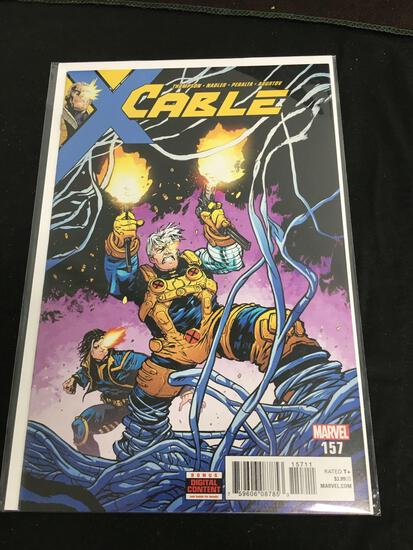 Cable #157 Comic Book from Amazing Collection