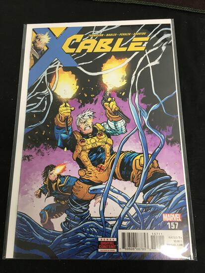 Cable #157 Comic Book from Amazing Collection B